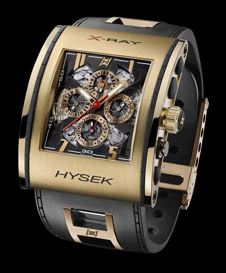 Hysek X Ray Perpertual Calendar