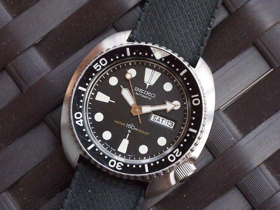 Seiko 6309-Top Vintage Seiko Divers