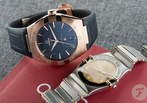 The Omega Constellation: Why We All Need One In Our Lives A watch that deserves more attention than it gets