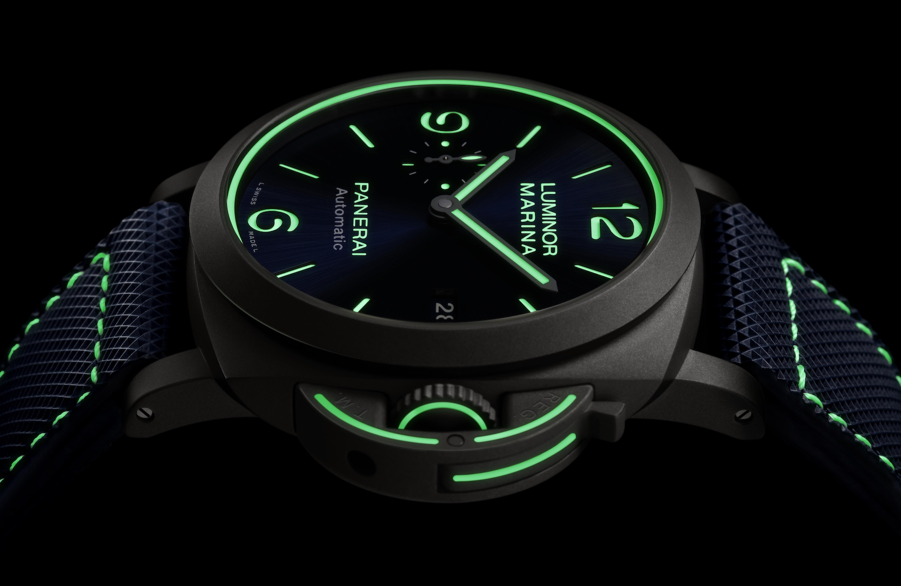 ►► The Seven Watches With The Most Spectacular Lume Dials (2021)