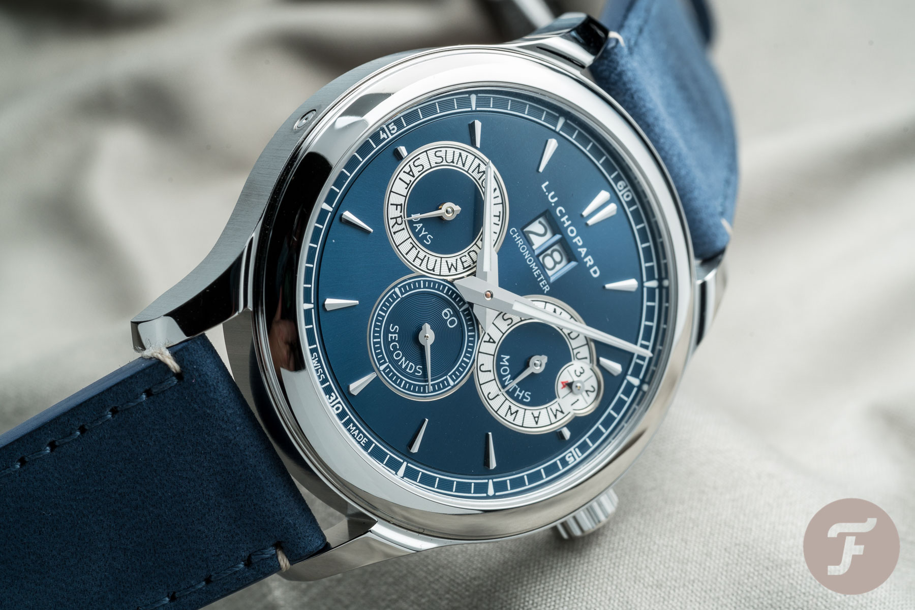 ►► A Brief History Of Time: Chopard's Watchmaking History - Part Two