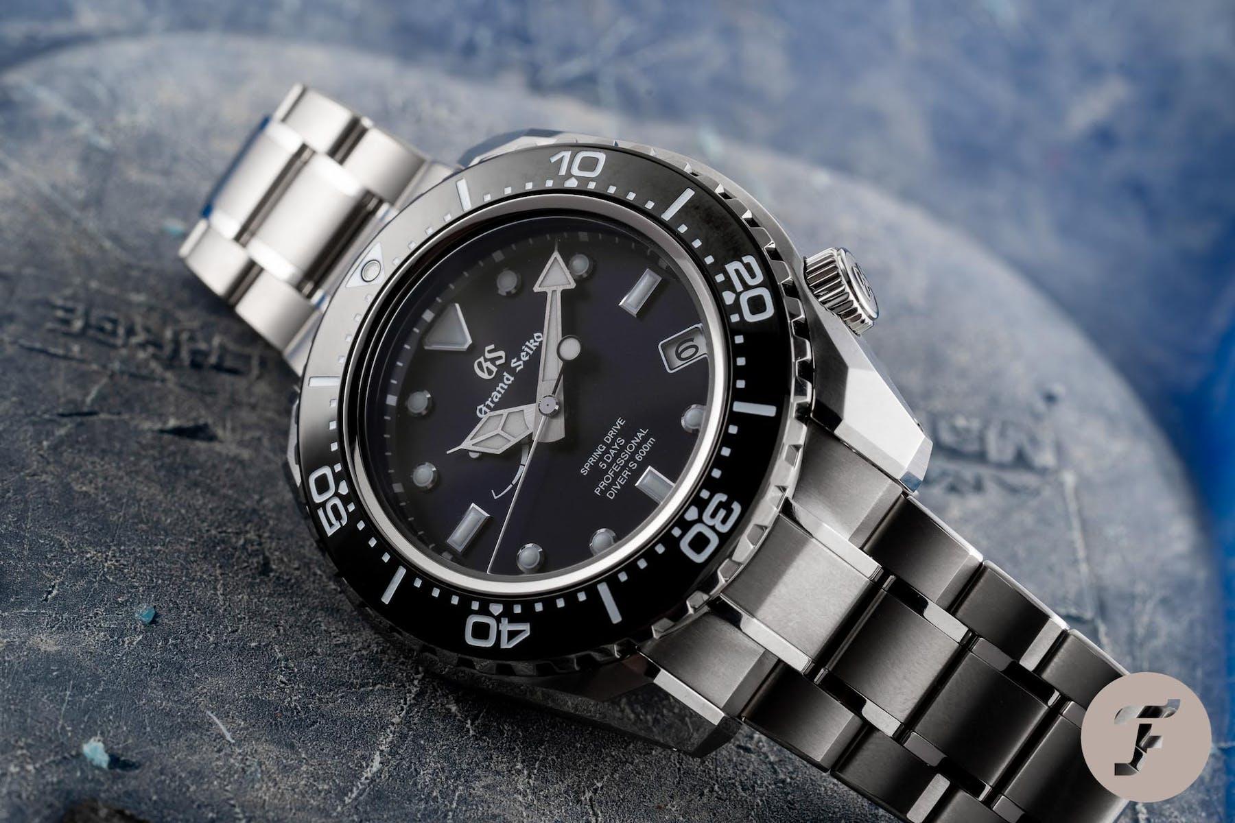 Grand Seiko Professional 600M Diver's Watch, SLGA001