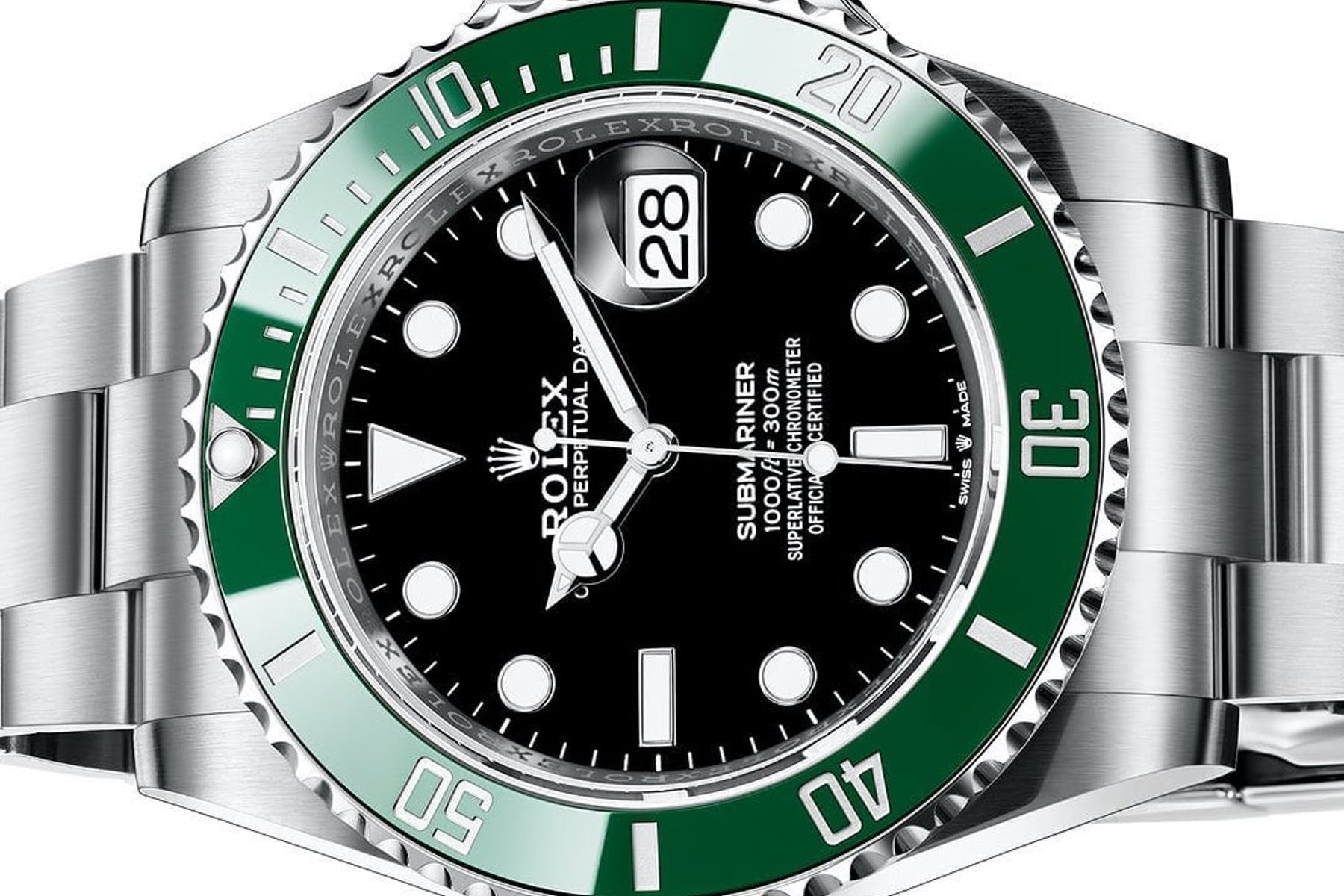 Rolex Submariner Watches Get New Cases And A Movement Upgrade