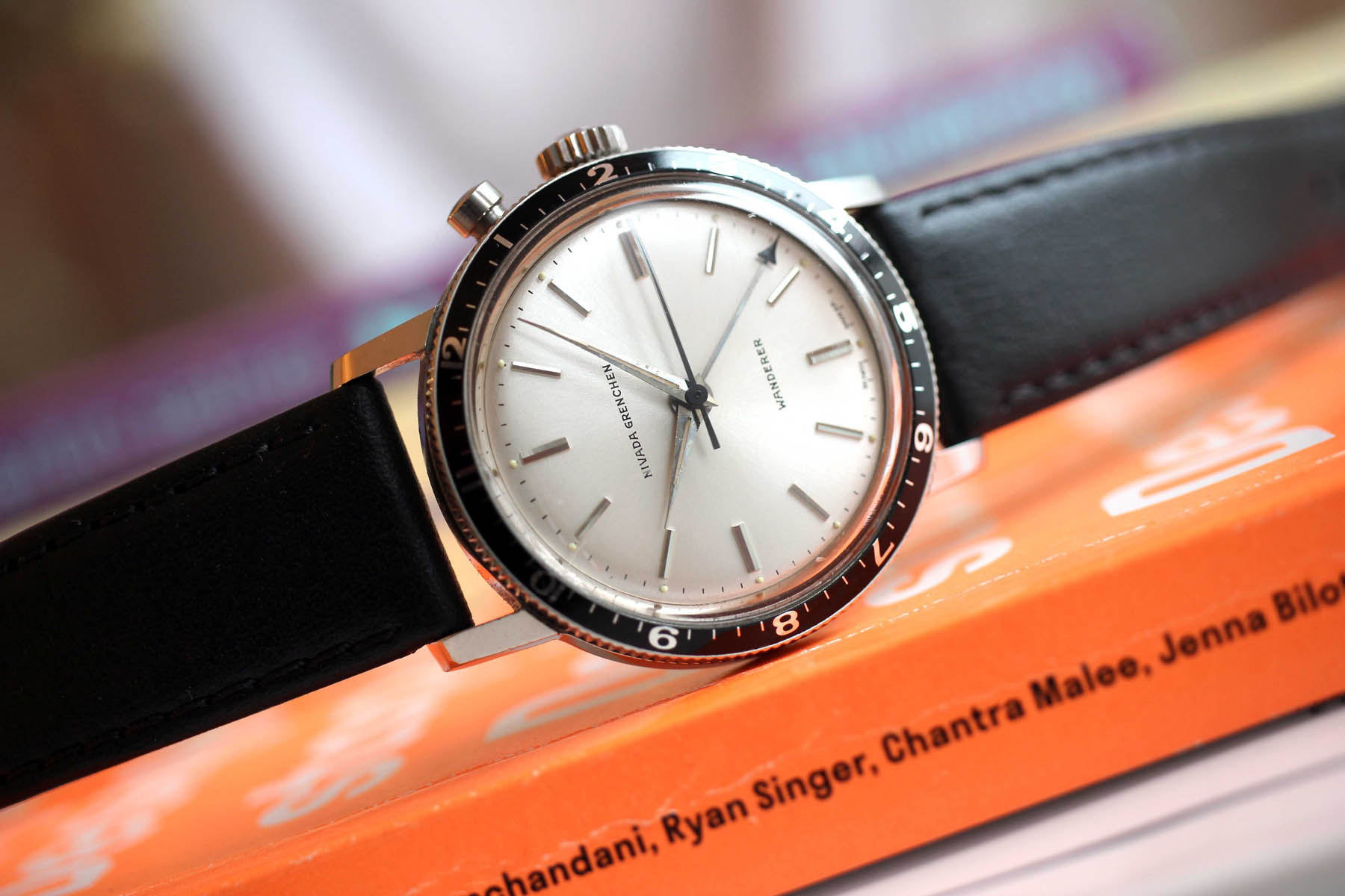 #TBT Why Isn't the Nivada Wanderer An Easy Watch To Find?