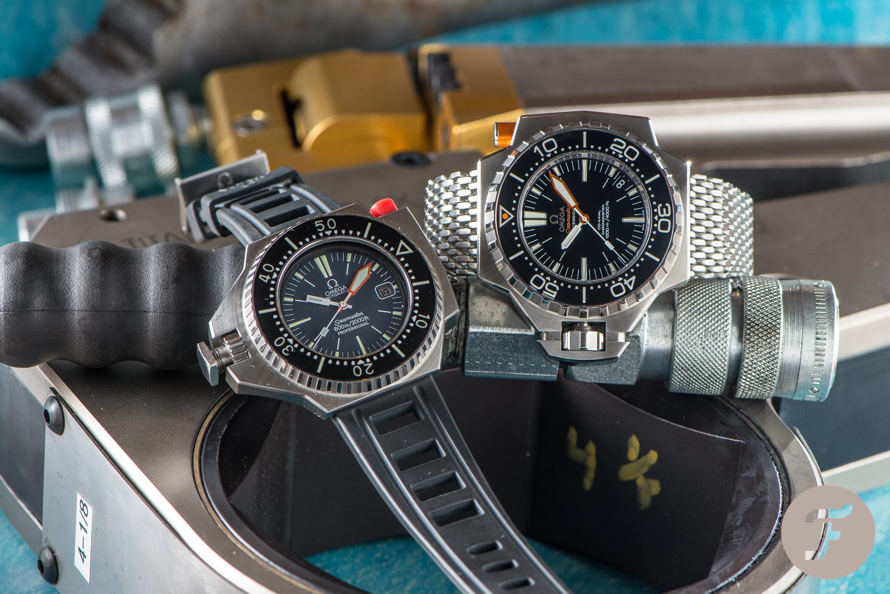 Video: The Omega Seamaster PloProf 1200M And Why You Need One