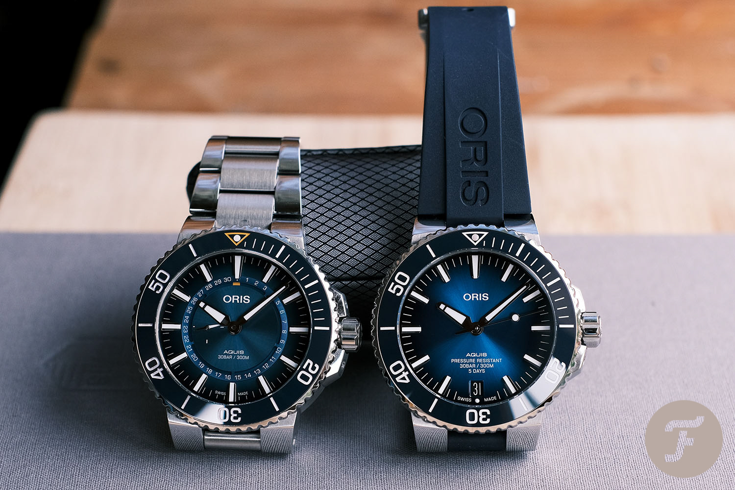 Opinion On The New Calibre 400 From An Oris Aquis Owner