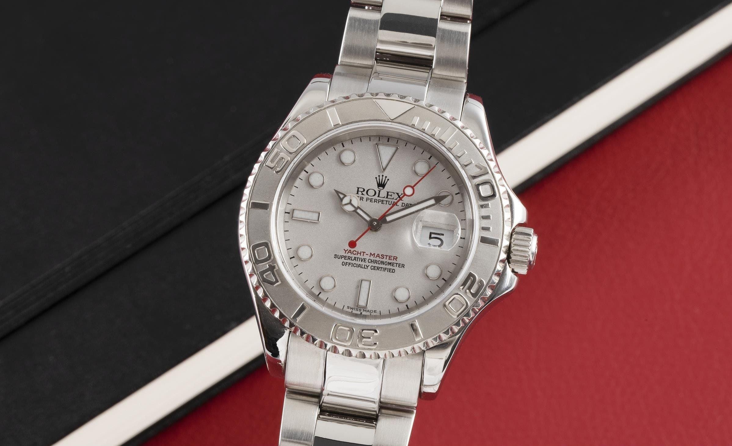5 Rolex Watches - Yacht-Master