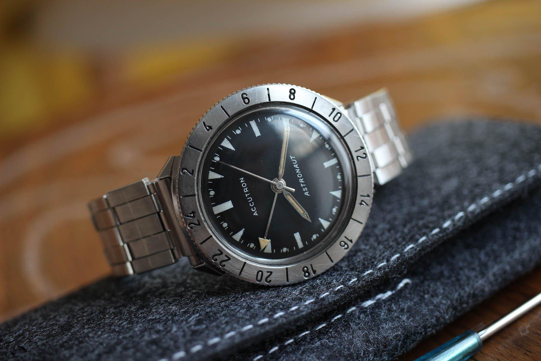 #TBT Bulova Accutron Astronaut 214 Watch