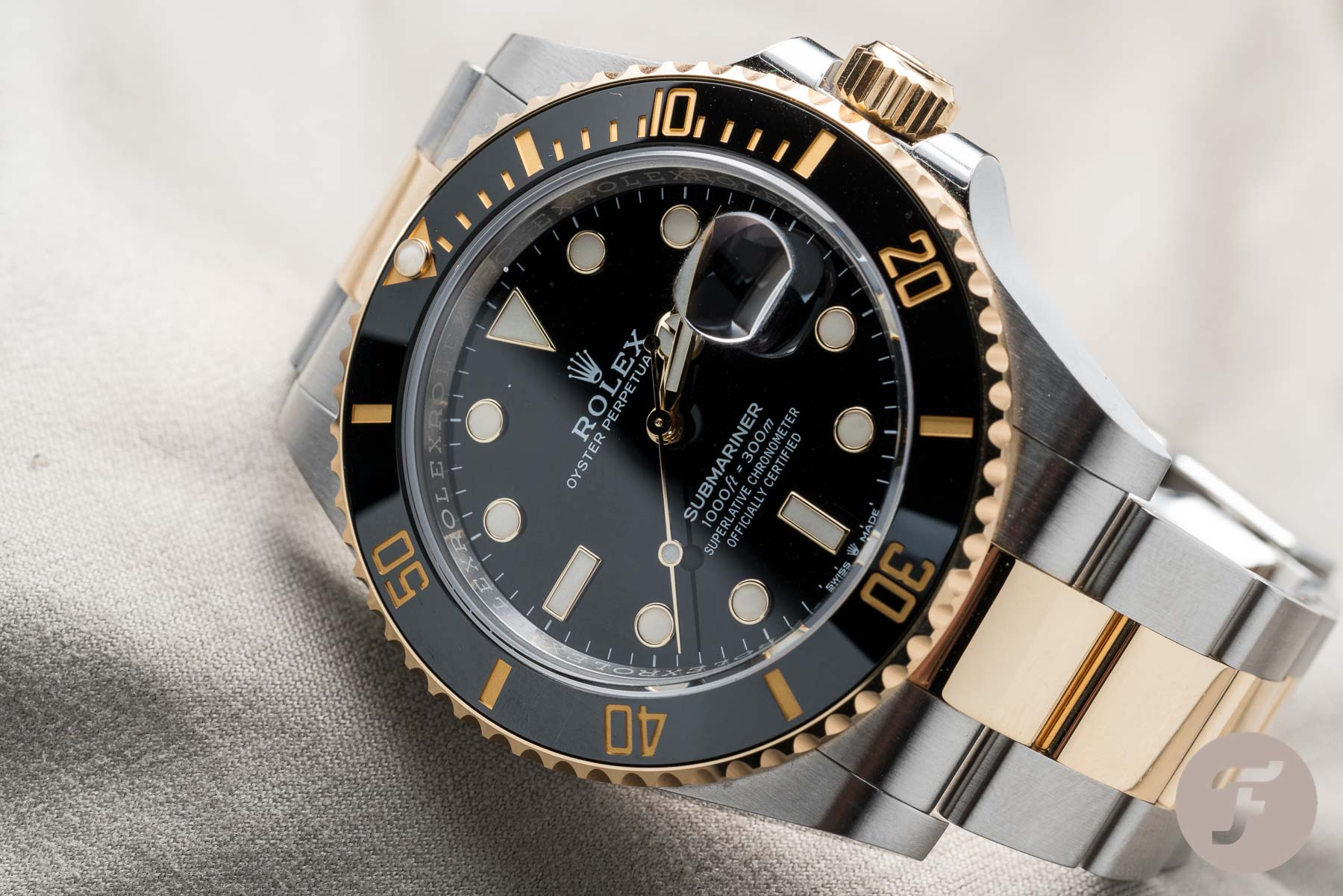 Hands-On With The Rolex Submariner Date 126613LN Dive Watch