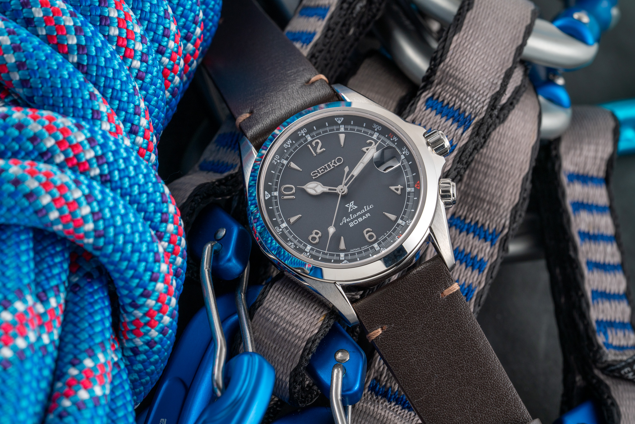 Personal Thoughts On The Seiko Prospex Alpinist SPB201J1 European Limited Edition
