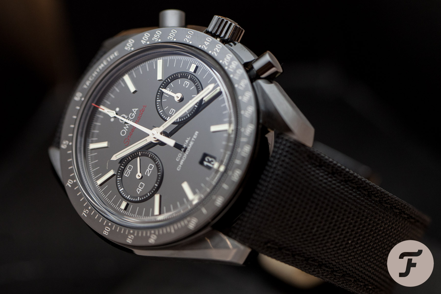 Sunday Morning Showdown: Jet-Black Jaw-Droppers — Omega Vs. IWC