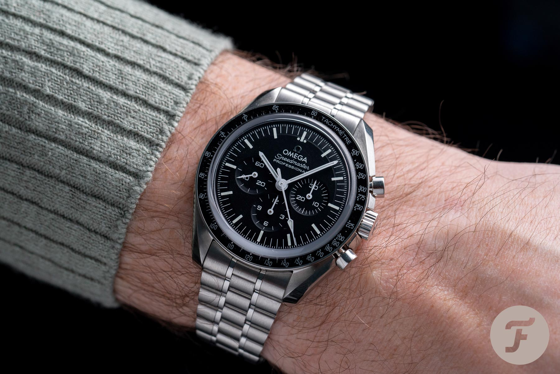 ►► Why I bought The Omega Speedmaster Sapphire Sandwich (2021)