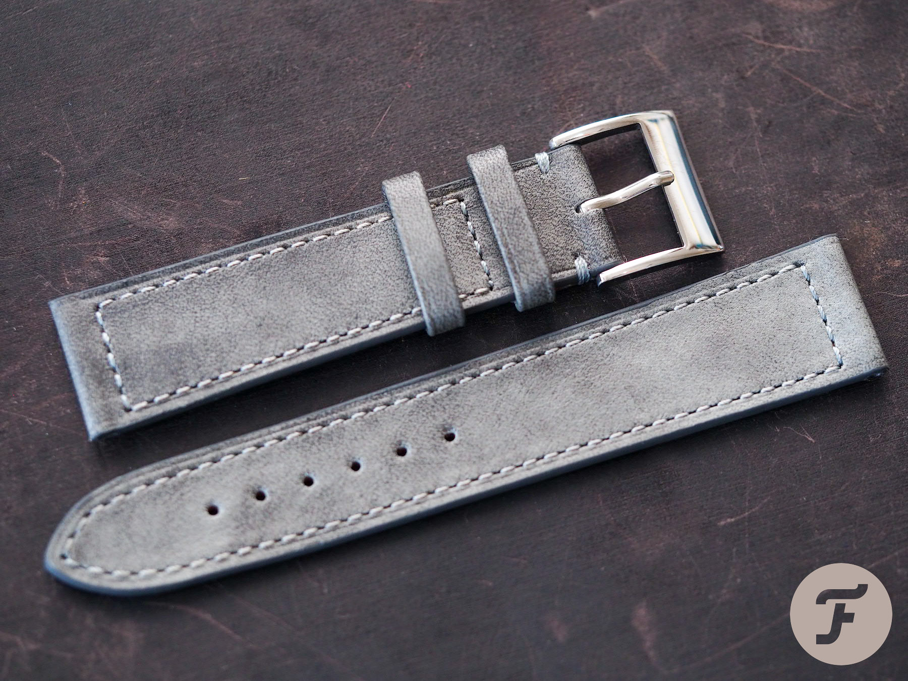 A Selection Of LIC Straps From Belgium For Your Attention