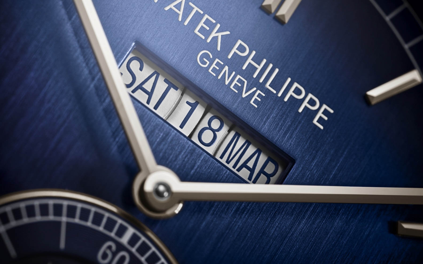 The New Patek Philippe In-Line Perpetual Calendar 5236P-001 Is An Extremely Satisfying Sight