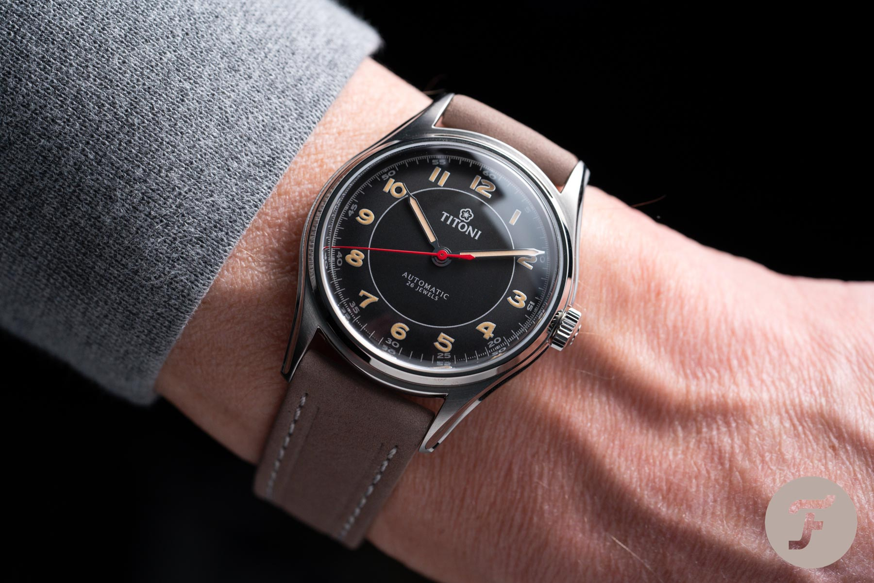 The Titoni Heritage 83019 S-ST-638 Is As Old As New Can Be