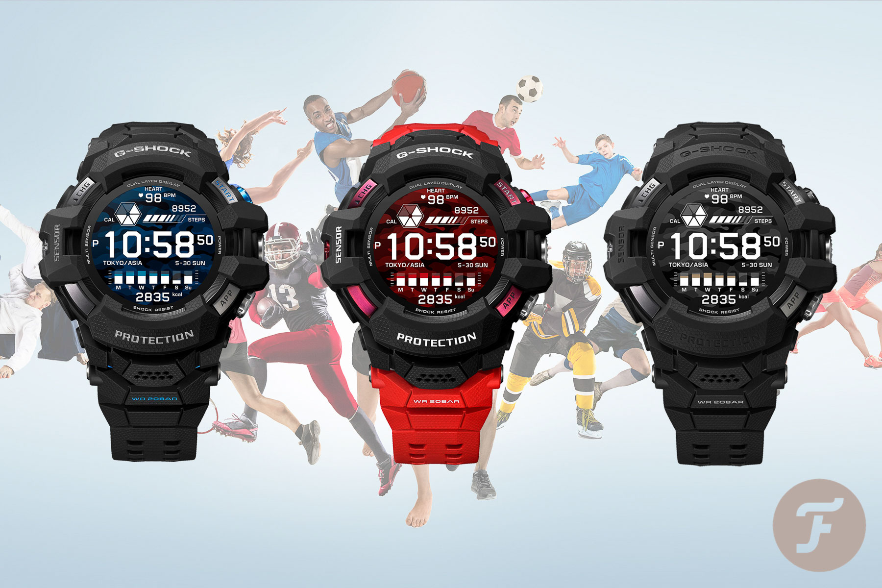 Casio to release their first G-Shock smartwatch, the GSW-H1000