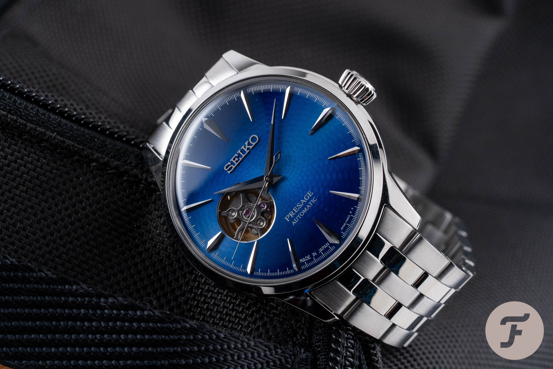 Open Your Heart For The Seiko Presage Cocktail Time In Blue And Green