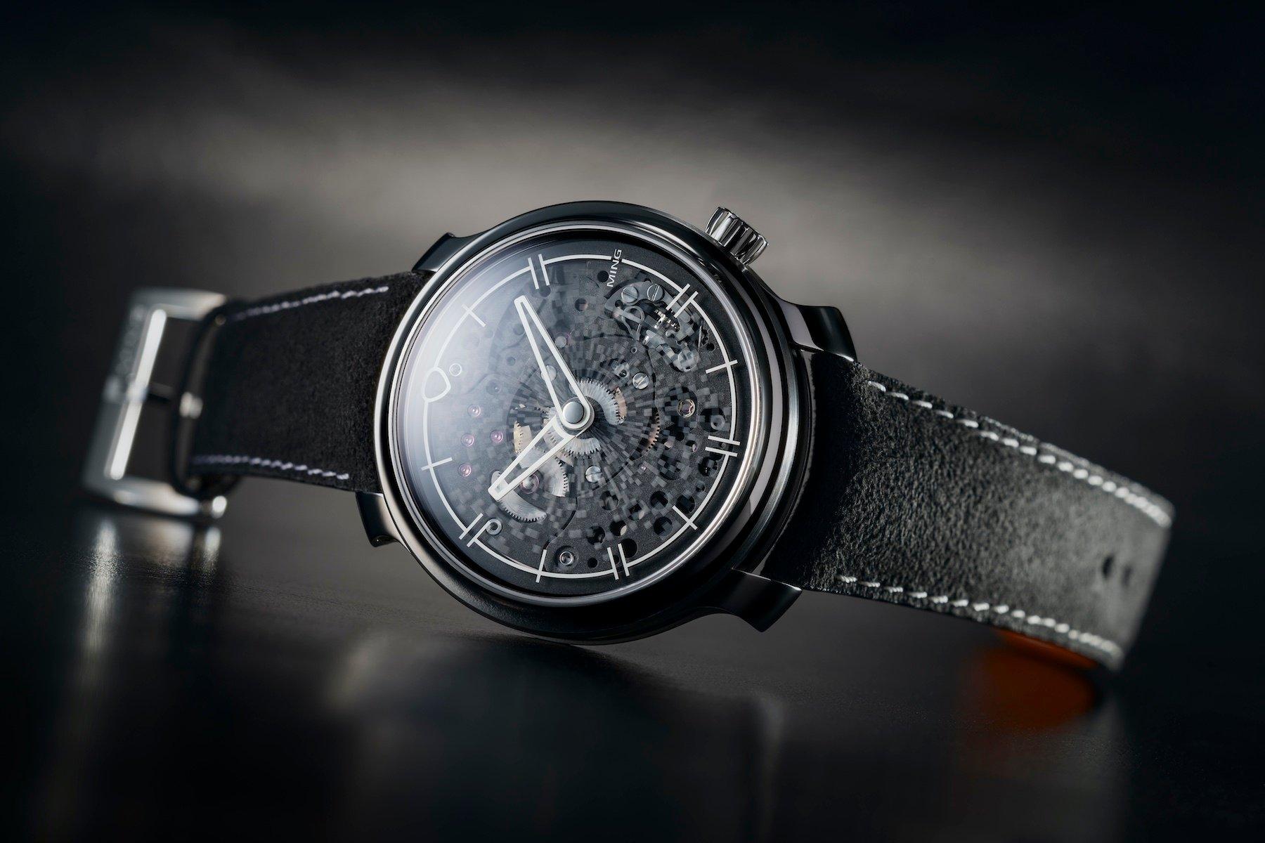 ►► The MING 20.11 Mosaic Watch, Featuring Schwarz Etienne (2021)