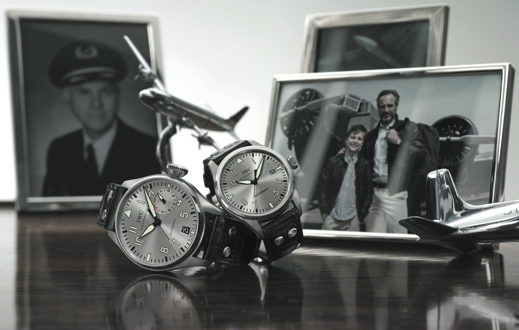 ►► IWC Brand History Highlights — Pilot's Watches And Beyond (2021)