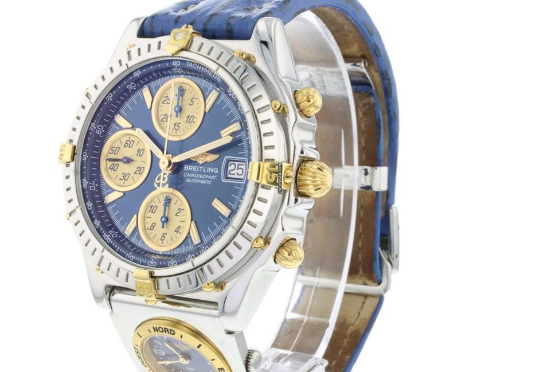 Wrist Game or Crying Shame: Breitling Chronomat UTC