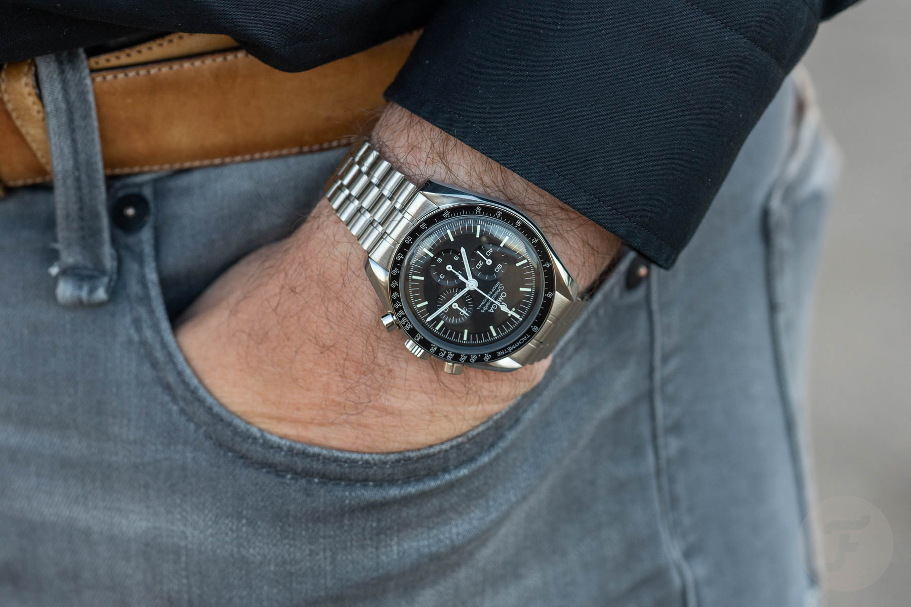 Why I Bought The New Omega Speedmaster Moonwatch ? And Went With The Hesalite Version