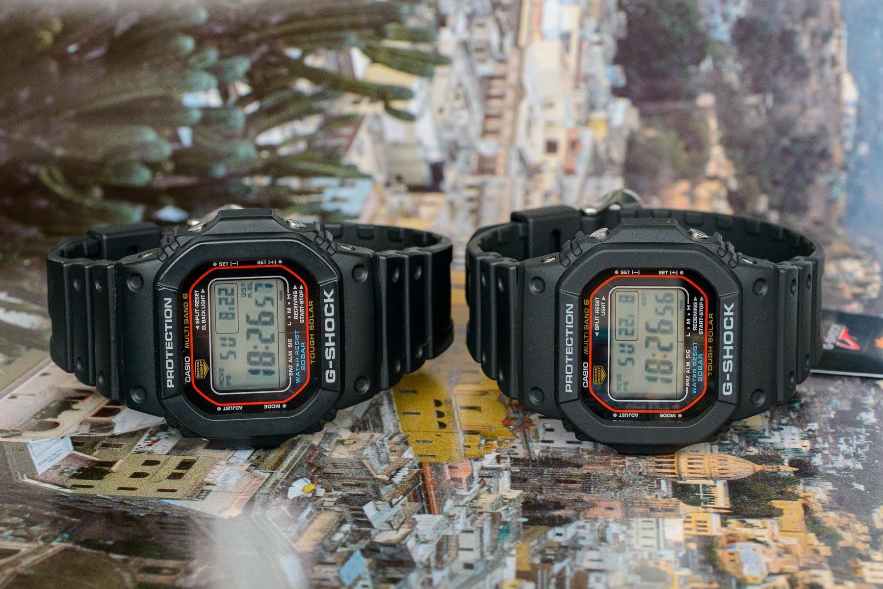 gshock gwm5610u 6928 - Đánh giá đồng hồ G-Shock Square GW-M5610U