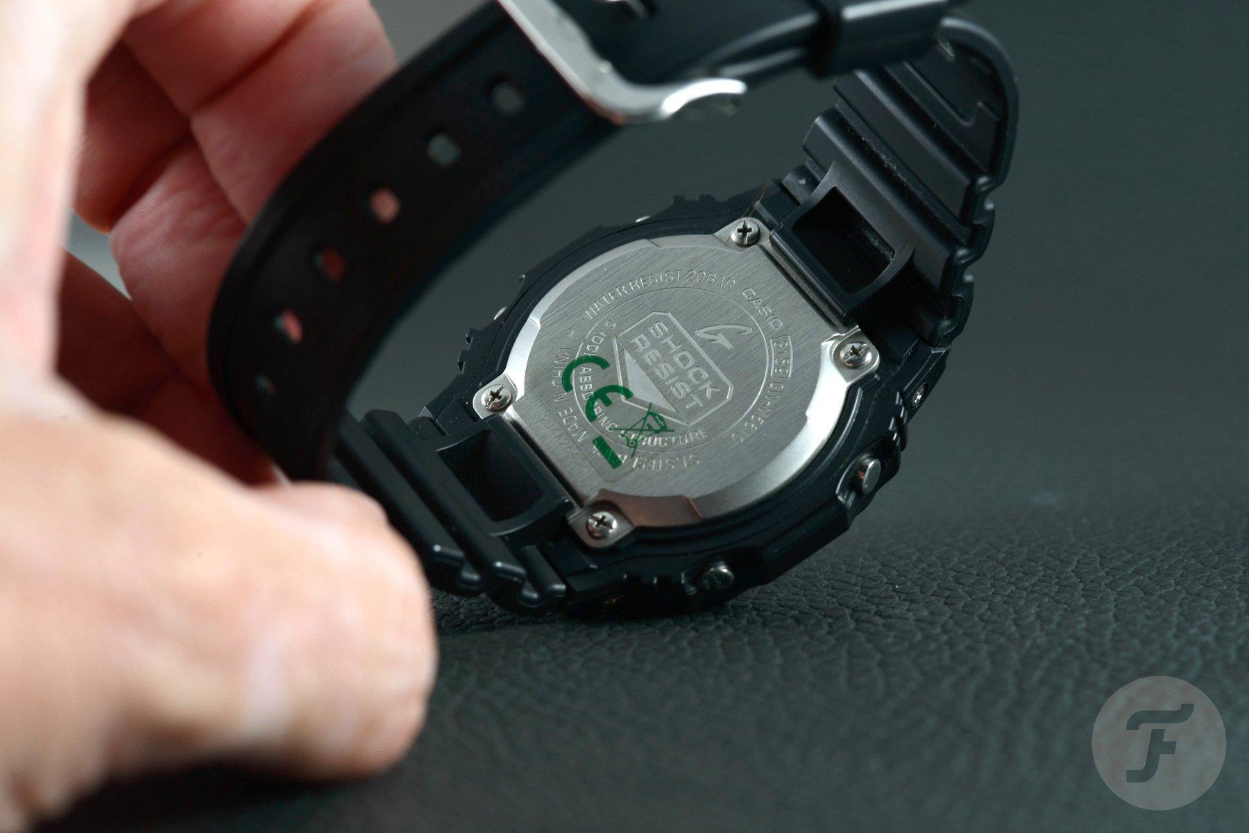 gshock gwm5610u 6998 - Đánh giá đồng hồ G-Shock Square GW-M5610U