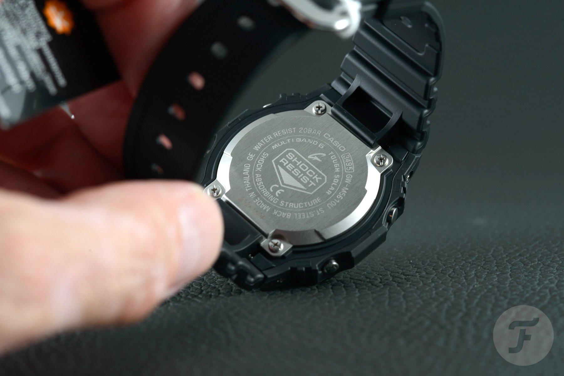 gshock gwm5610u 7000 - Đánh giá đồng hồ G-Shock Square GW-M5610U