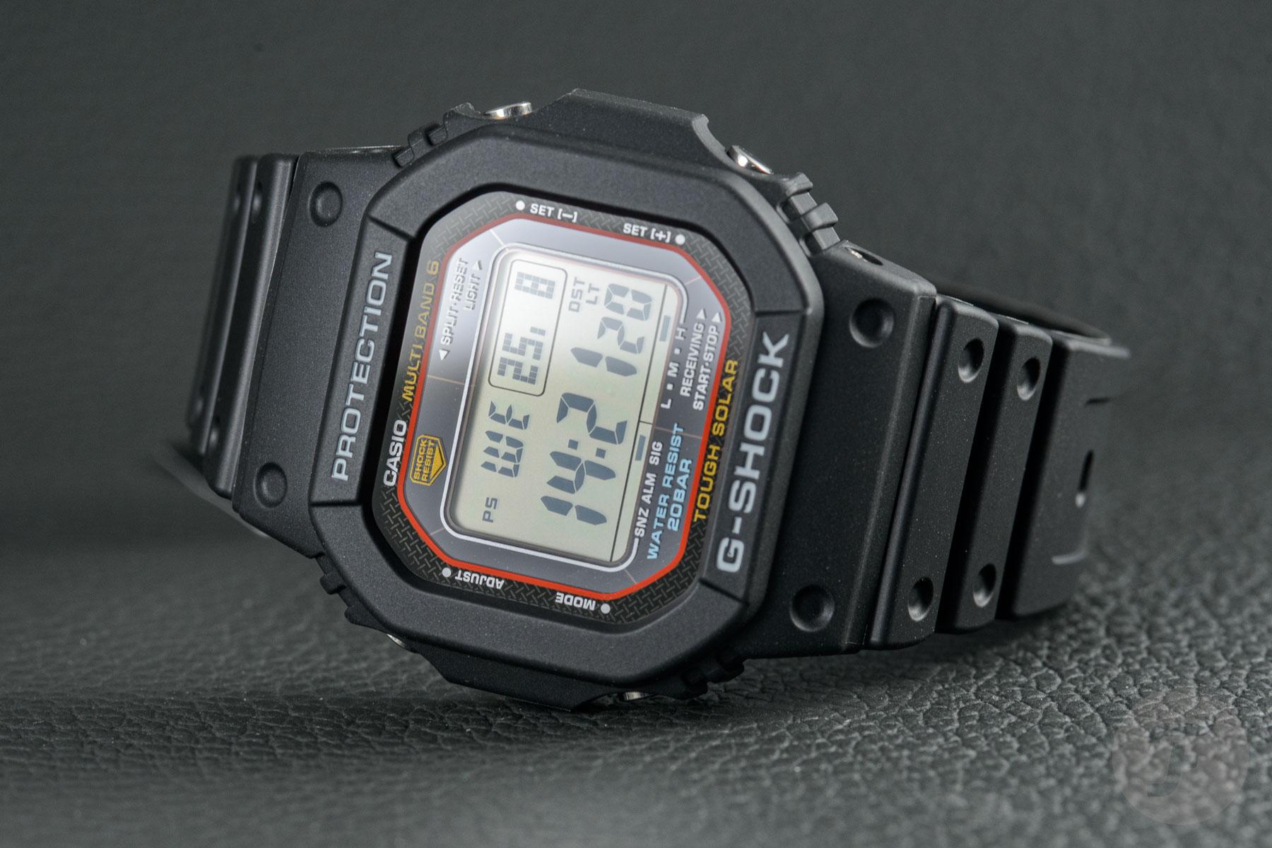gshock gwm5610u 7003 - Đánh giá đồng hồ G-Shock Square GW-M5610U