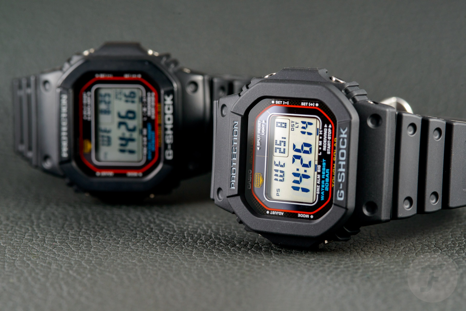 G-Shock GM-W5610 and U