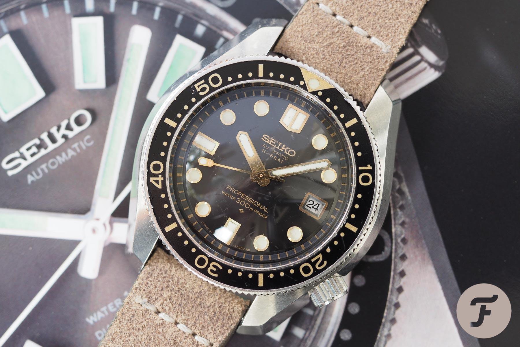 Seiko 6159-7000 Watch 1