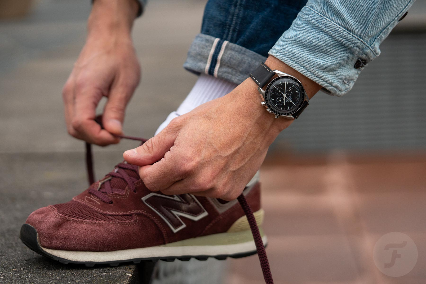 【F】The 11 Most Iconic Sneakers And The Watches That Go With Them
