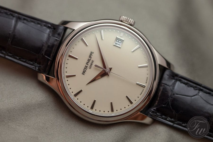 Hands On With The Patek Philippe Calatrava 5227