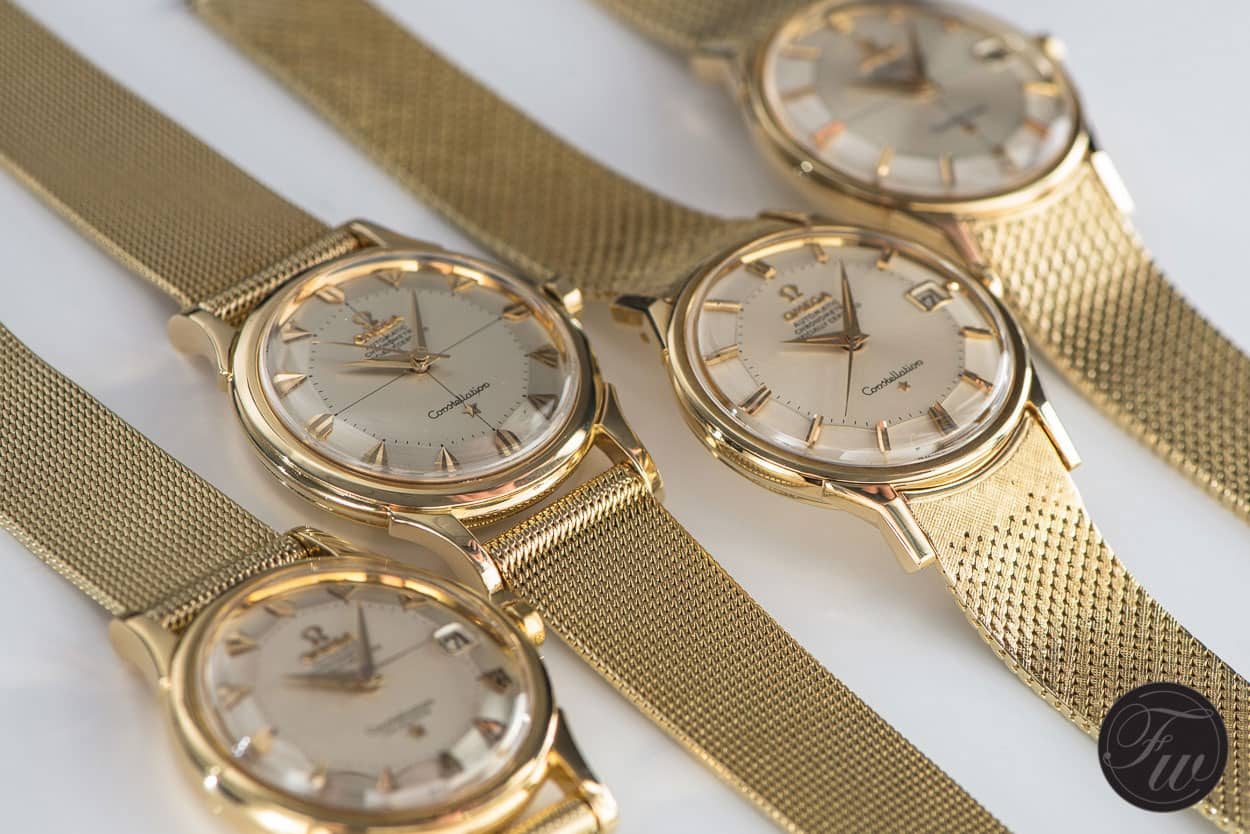 Of watches value old omega How Old