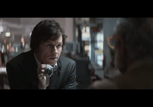 Mark Wahlberg S Omega In The Gambler
